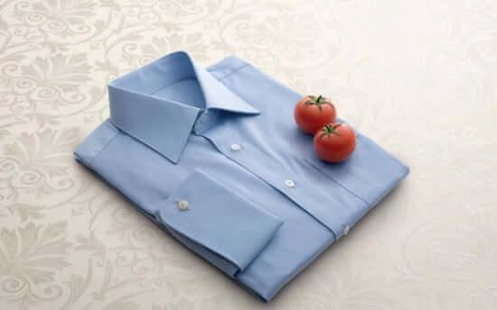 Как отстирать помидоры