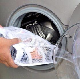 Кроссовки в стиральной машине (видео)