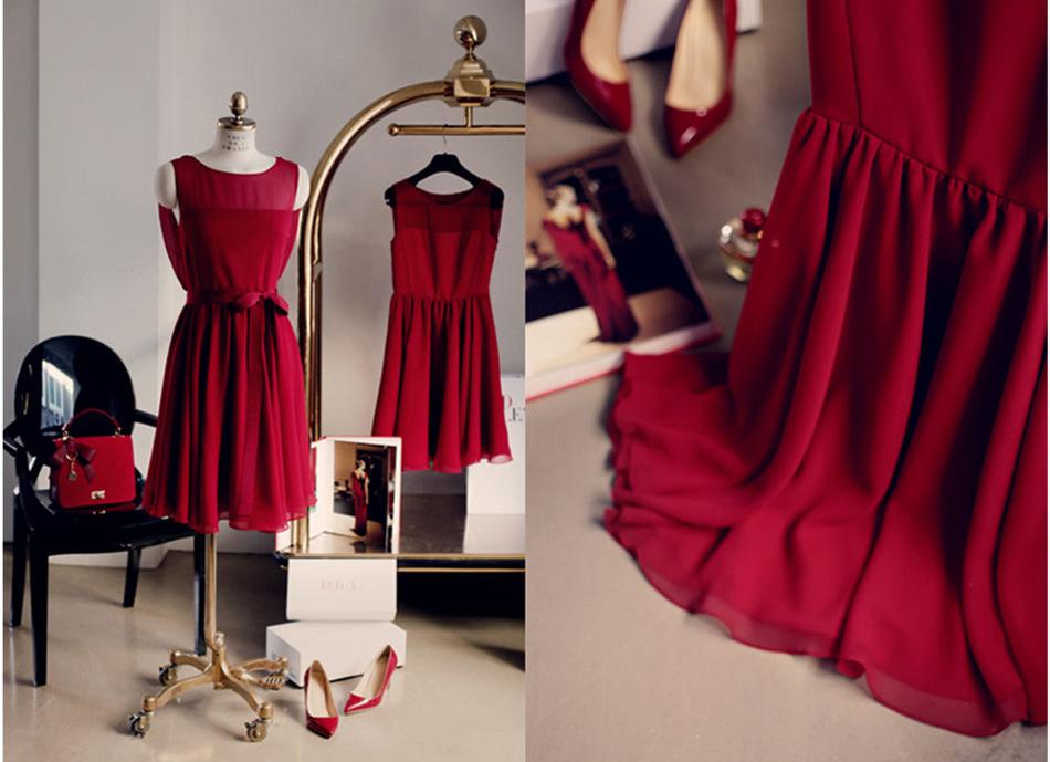 Как погладить платье из шифона