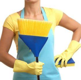 Текущая уборка – правила и порядок проведения