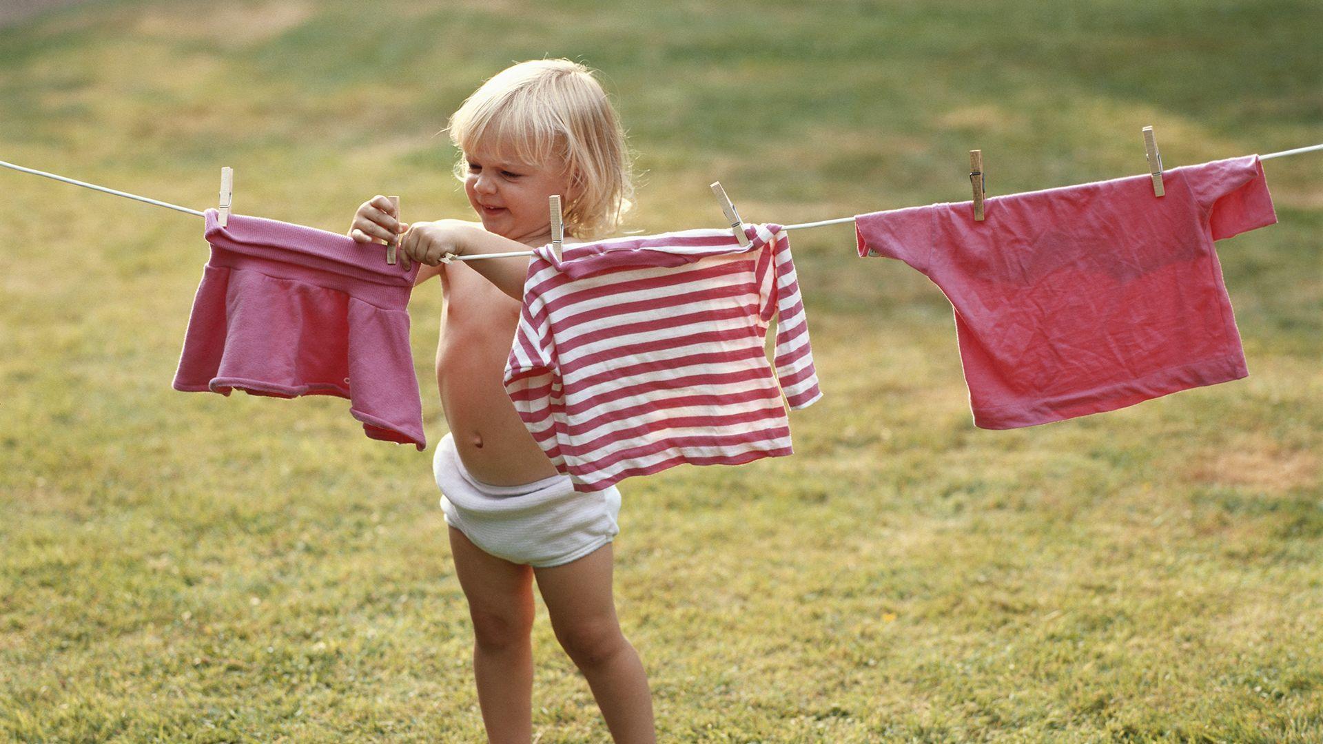 Как стирать вещи вручную
