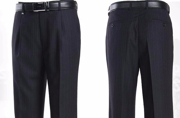 Как убрать лоснящиеся пятна с брюк