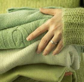 Правильная стирка шерсти в стиральной машине и вручную