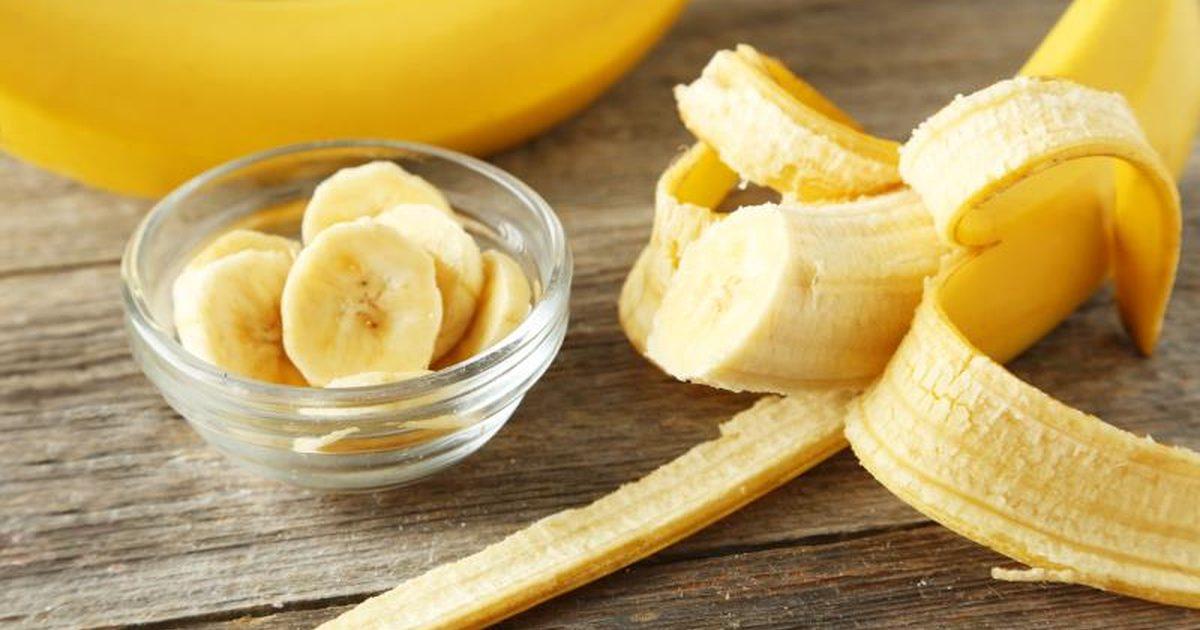 Как хранить бананы, чтобы они не чернели