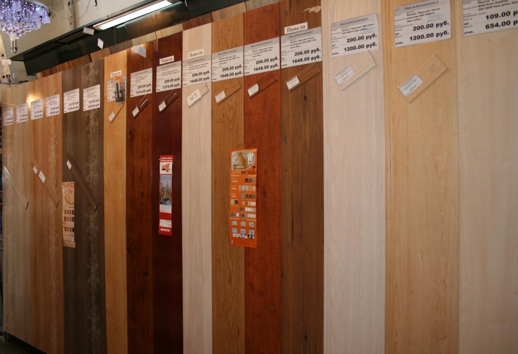 Панели для декорирования стен