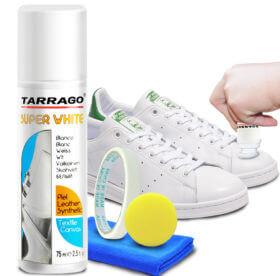 Как быстро отстирать белые кроссовки: эффективные способы