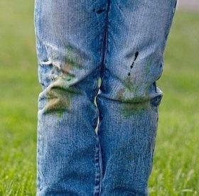 Как отстирать траву с любимой одежды – проверенные советы и народные методы
