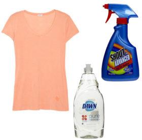 Как вывести пятна с любимой одежды – все, что нужно знать о загрязнениях