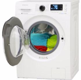 При какой температуре стирать белое и цветное белье: рекомендации