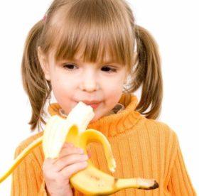Как отстирать банан с детской одежды без вреда для изделия