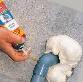 Как снять монтажную пену в домашних условиях 853
