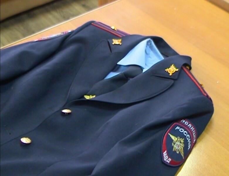Как стирать форму полицейского