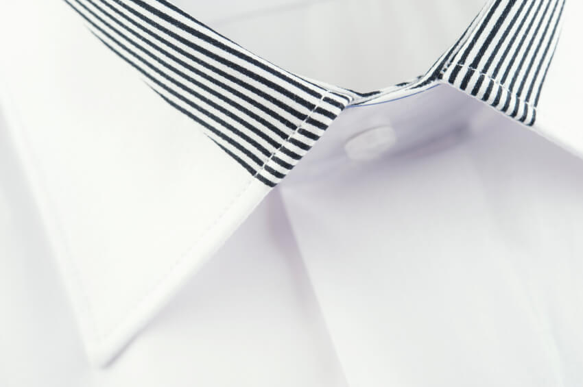 Как вывести пятно на белой рубашке