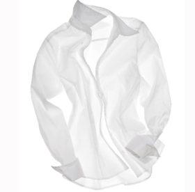 Как вывести пятно с белой рубашки простыми эффективными методами