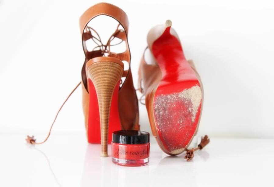 Средства для ухода за лаковой обувью