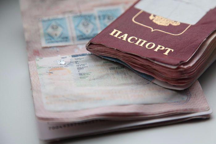 Что делать если постирал паспорт