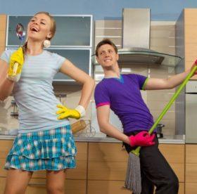 Полезные советы по уборке дома