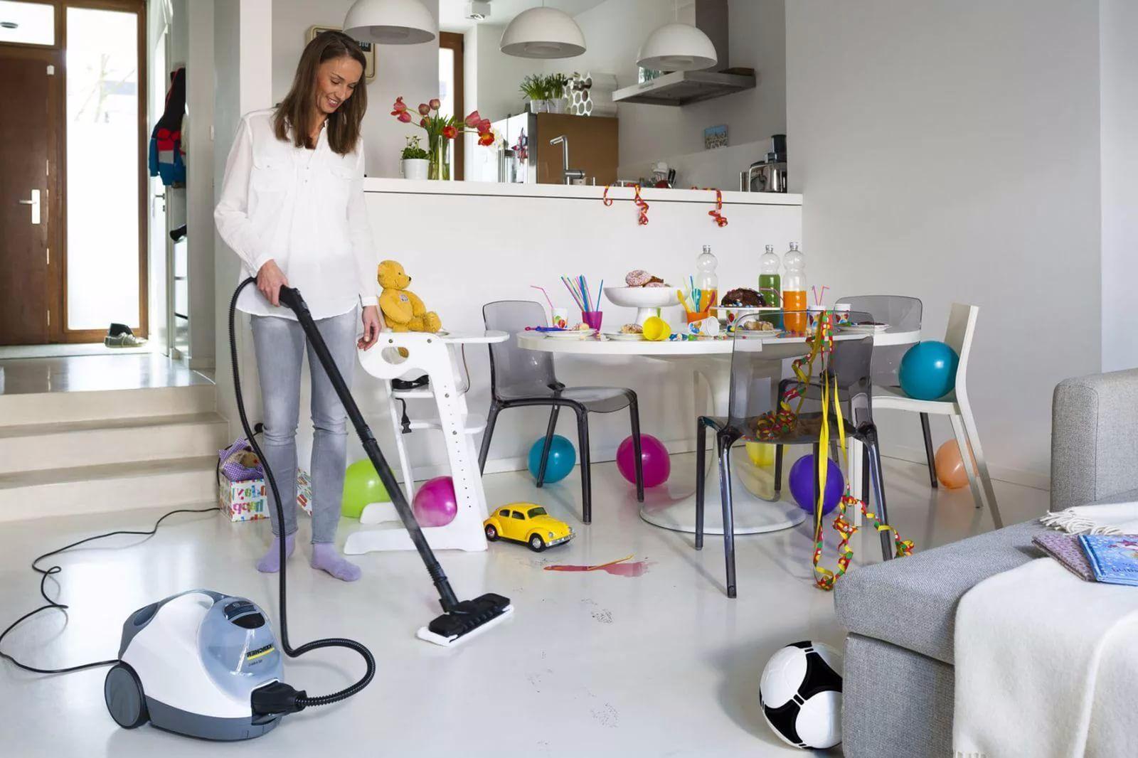 как часто надо убирать квартиру