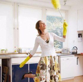Как часто нужно убираться в квартире
