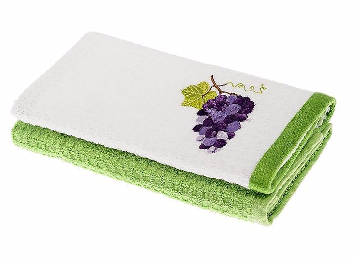 Как отстирать кухонные полотенца при помощи горчицы