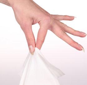 как отстирать носовые платки