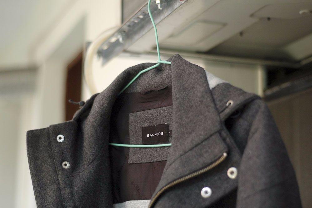 Как вывести пятно на кашемировом пальто фото