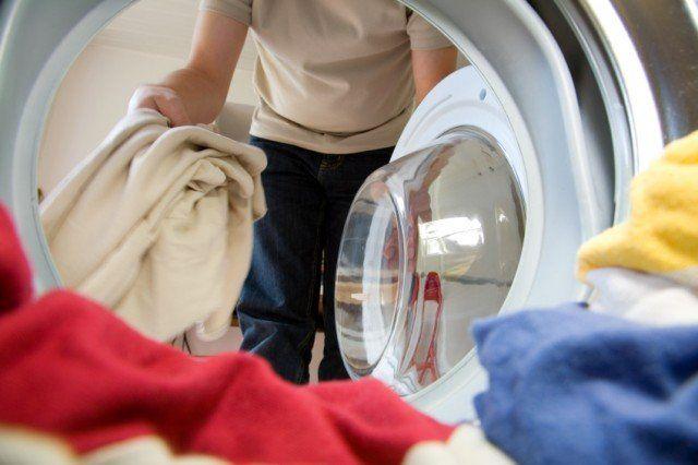 Как стирать правильно вещи