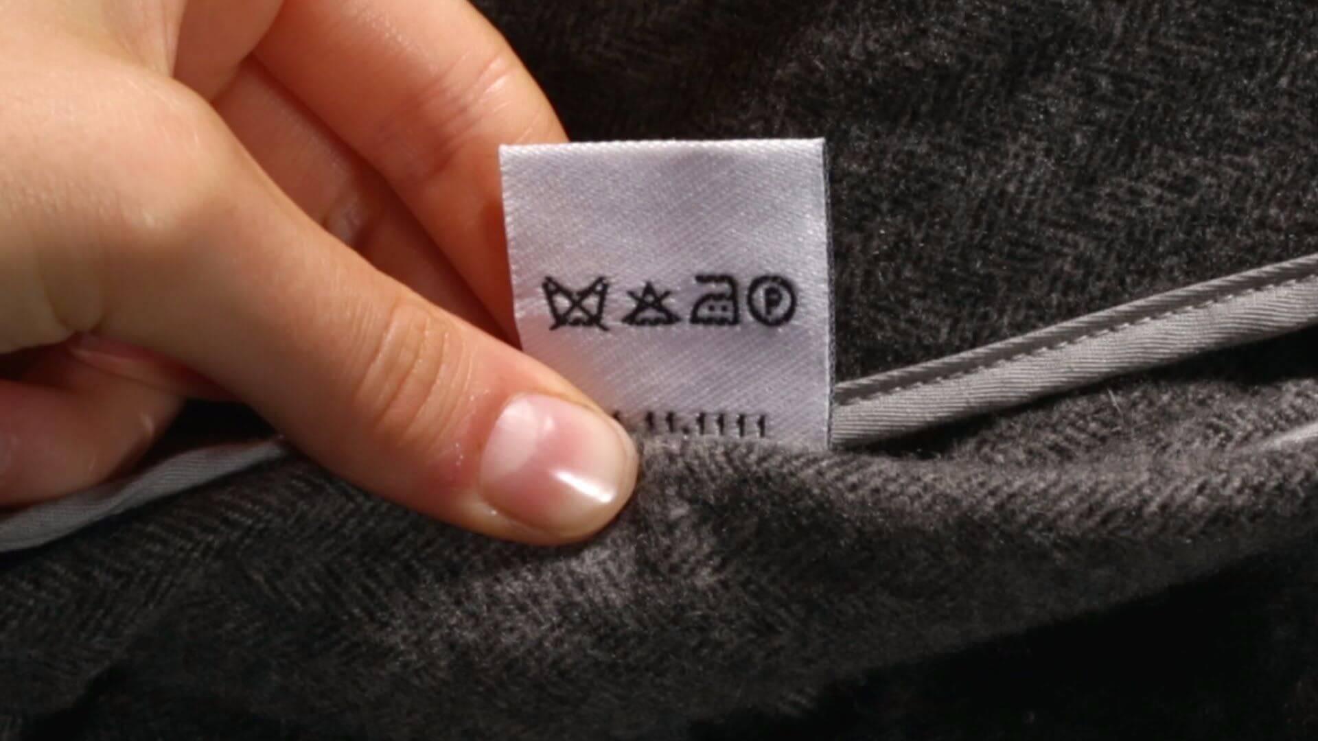Как стирать вещи которые нельзя стирать