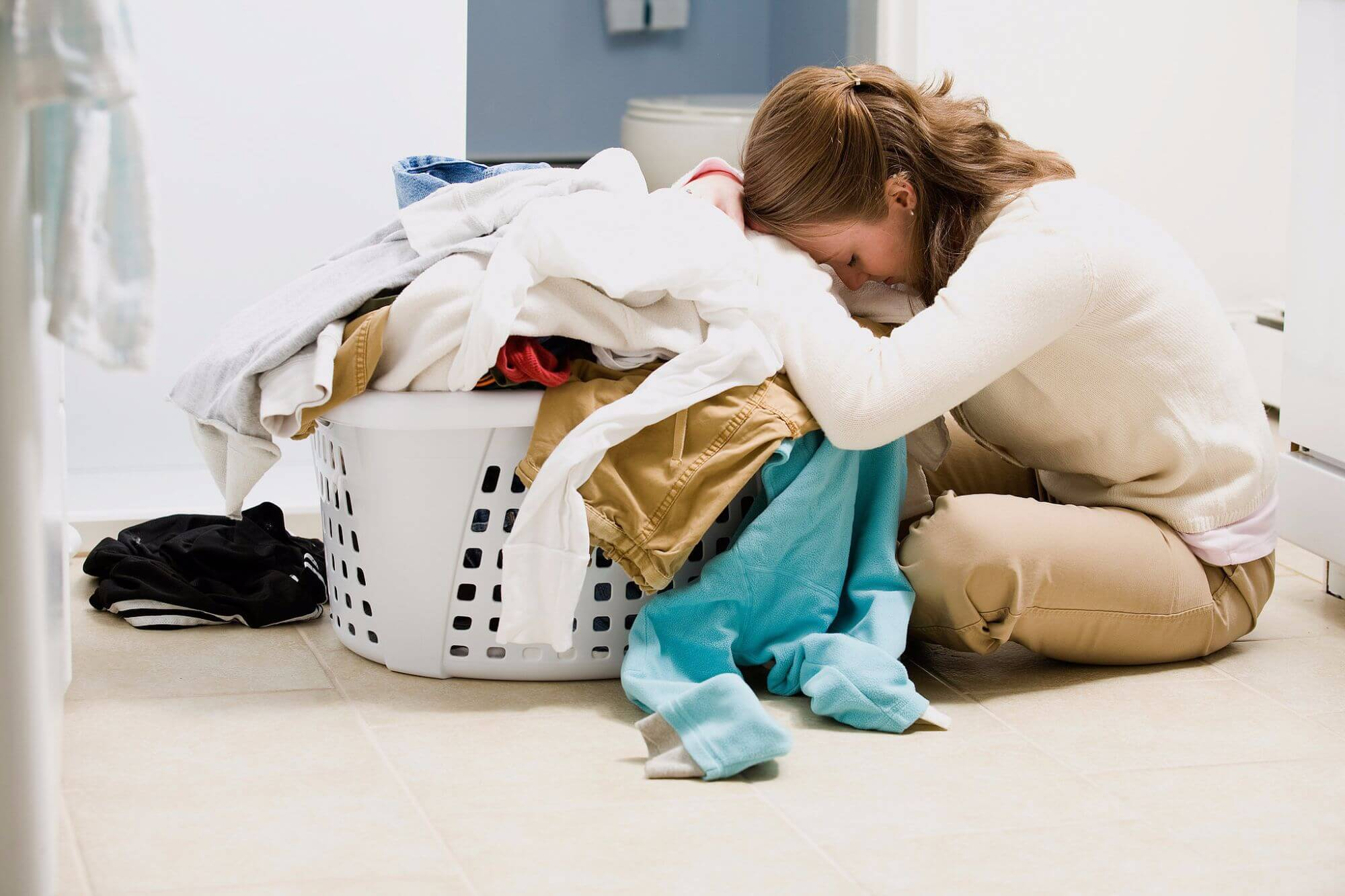 Как стирать вещи