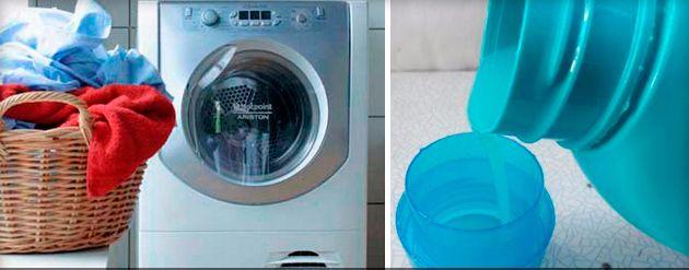 Стирка жидким порошком в машинке «автомат»: преимущества, эффективность