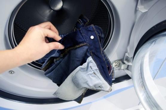 Чем отстирать пятна на джинсах