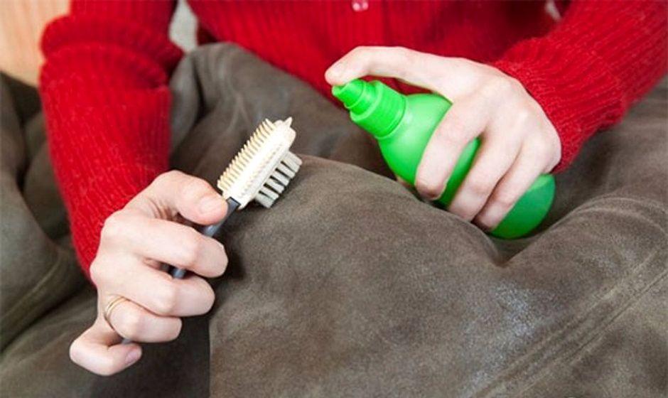 Как очистить пятна на пальто в домашних условиях фото