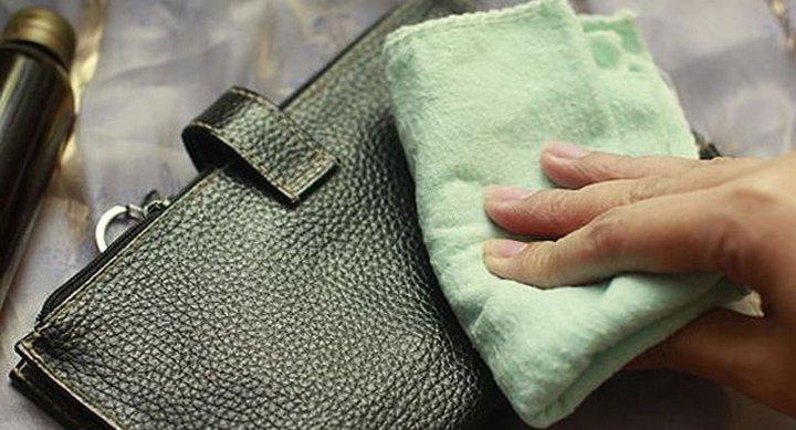 Как обновить кожу на сумке