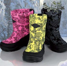 Уход за зимней обувью: можно ли стирать сапоги куома
