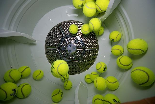 Мячики для стирки