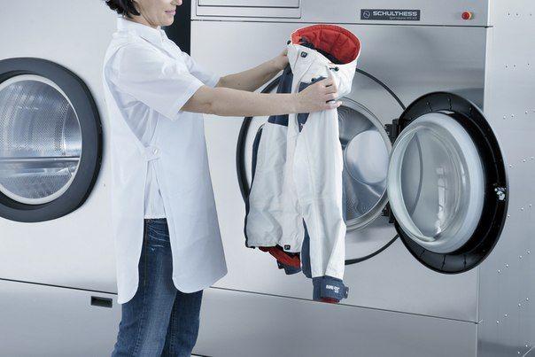 Сортировка одежды по типу ткани