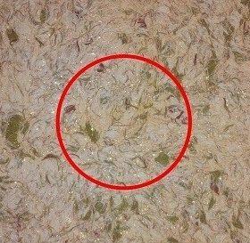Причины появления желтых пятен на жидких обоях и методы их устранения