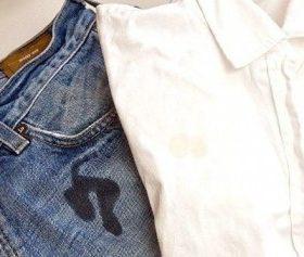 Как избавиться от трудно выводимого масляного пятна с одежды, ковра и мебели