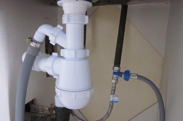 Проблемы с подачей воды