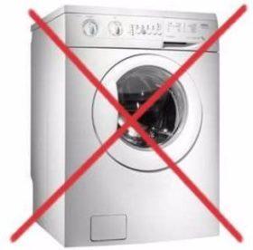 Как стирать одежду, которую нельзя стирать
