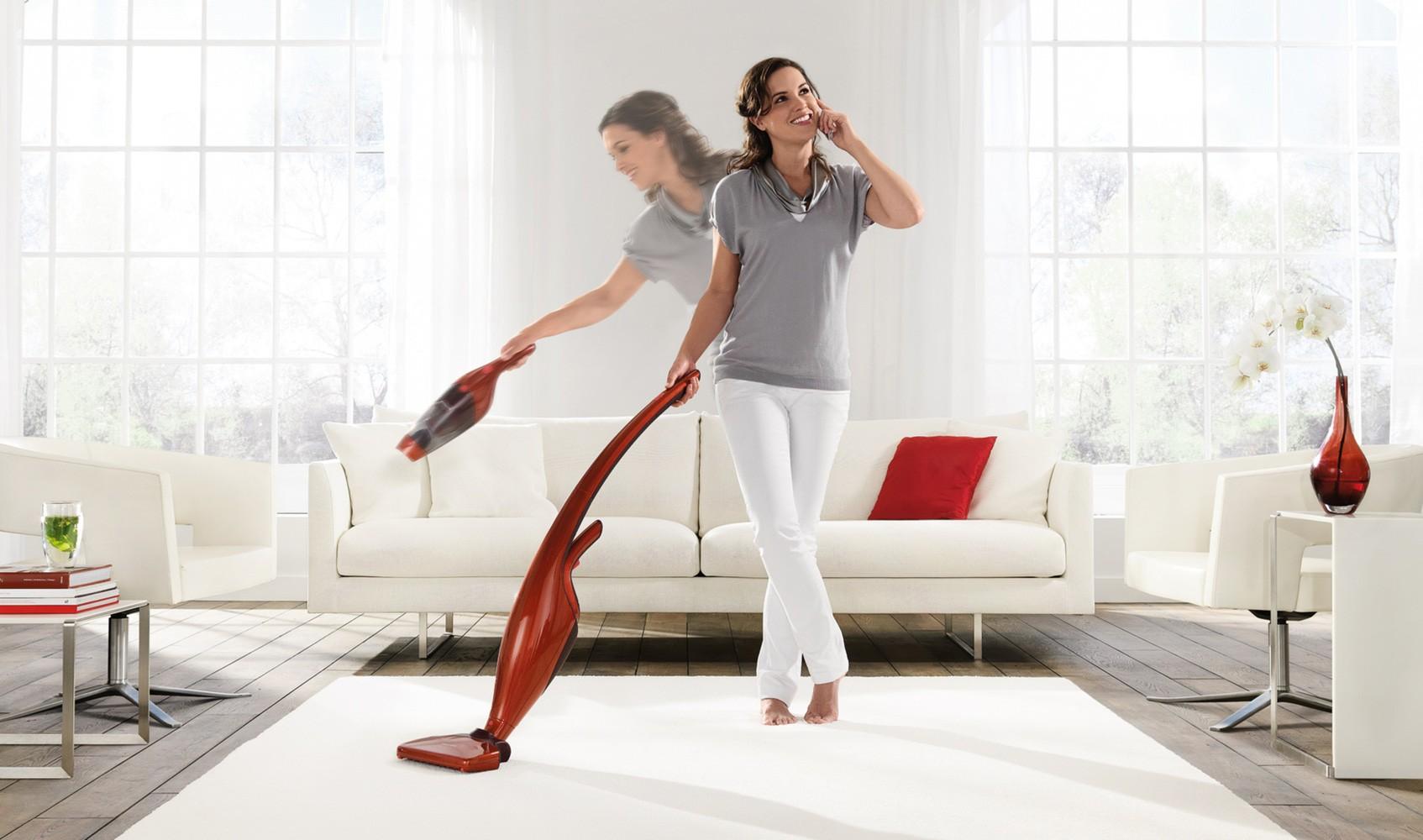Как быстро сделать уборку в комнате