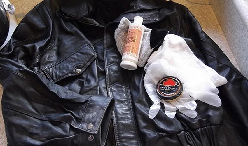 Чем почистить подкладку у кожаной куртки в домашних условиях