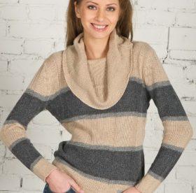 Как поступить, если шерстяной свитер сел после стирки?