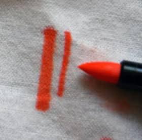 Выводим и отстирываем отпечатки фломастеров с одежды навсегда