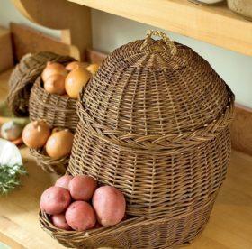 Где хранить картофель в квартире ‒ простые, проверенные временем способы