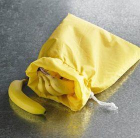 Как правильно хранить бананы, чтобы не чернели