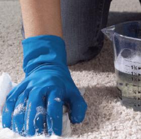 Как постирать ковер в домашних условиях своими руками – делаем быстро и легко!