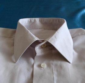 Как отстирать воротнички на рубашке без вреда для изделия