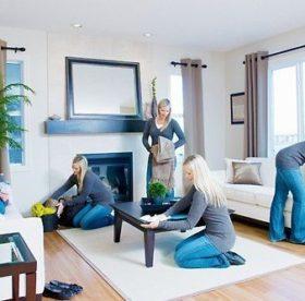 Генеральная уборка квартиры: наводим чистоту по всем правилам!