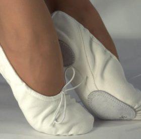 Как правильно стирать балетки?